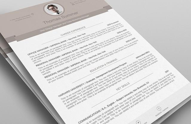 resume tips for the modern world news techcareers